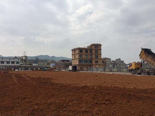 平坝消防大队附属工程