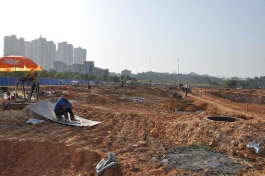市政工程建设