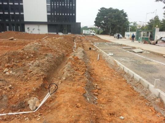 房屋建筑工程施工