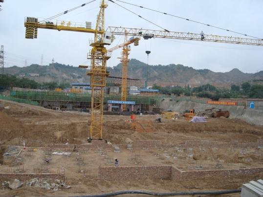 建筑工程劳务施工